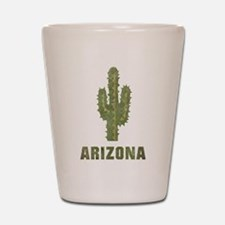 Vintage Arizona Shot Glass