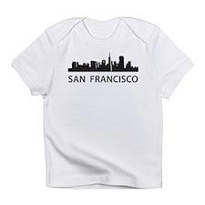 San Francisco Skyline Infant T-Shirt