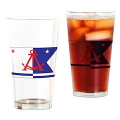 Alameda Flag Pint Glass