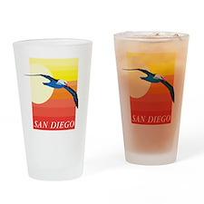 San Diego Pint Glass
