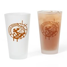 Santa Barbara Pint Glass