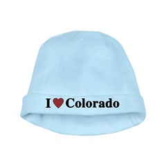 Colorado baby hat