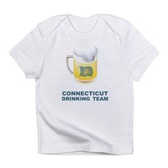 Connecticut Drinking Team Infant T-Shirt