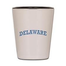 Vintage Delaware Shot Glass