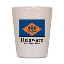 Delaware Shot Glass