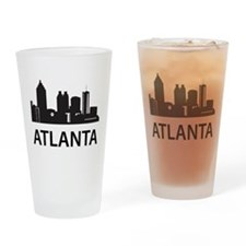 Atlanta Skyline Pint Glass