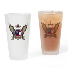 Georgia Emblem Pint Glass
