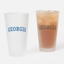 Vintage Georgia Pint Glass