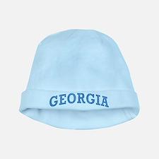 Vintage Georgia baby hat