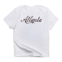 Vintage Atlanta Infant T-Shirt
