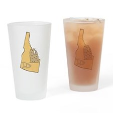 Idaho Pint Glass