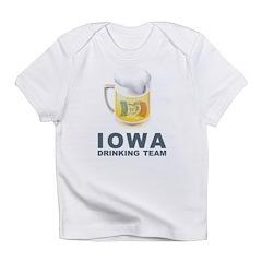 Iowa Drinking Team Infant T-Shirt