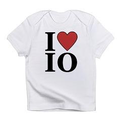 I Love Iowa Infant T-Shirt