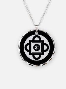 Shambhala Symbol Necklace