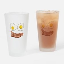 Bacon and Eggs Pint Glass