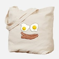 Bacon and Eggs Tote Bag