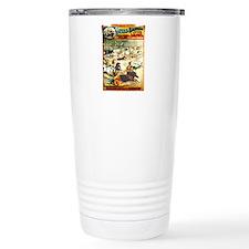 Sells Bros. Three-Ring Circus Ceramic Travel Mug