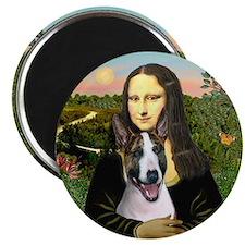 Mona Lisa / Bull T (br9) Magnet