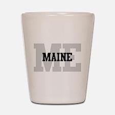 ME Maine Shot Glass