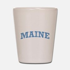 Vintage Maine Shot Glass