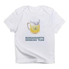 Massachusetts Drinking Team Infant T-Shirt