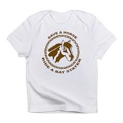 Bay Stater Infant T-Shirt