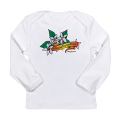 Massachusetts Long Sleeve Infant T-Shirt