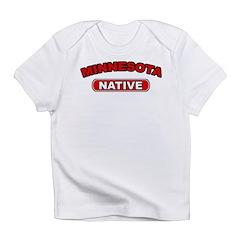 Minnesota Native Infant T-Shirt