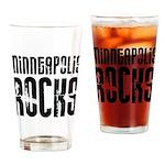 Minneapolis Rocks Pint Glass