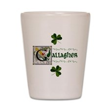 Gallagher Celtic Dragon Shot Glass