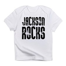 Jackson Rocks Infant T-Shirt