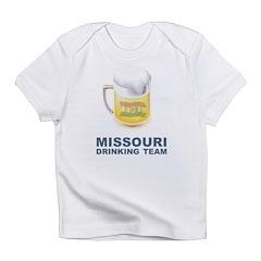 Missouri Drinking Team Infant T-Shirt