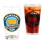 Montana Statehood Pint Glass