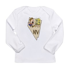 Nevada Long Sleeve Infant T-Shirt