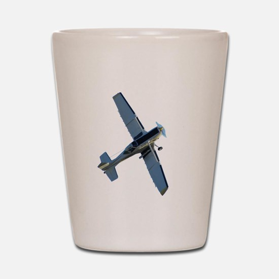 Airplanes Shot Glass