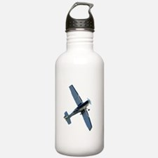 Unique Cropping Water Bottle