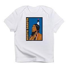 North Dakota Infant T-Shirt