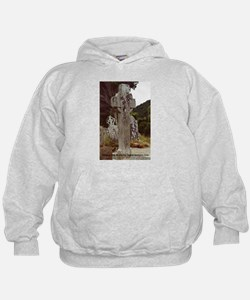 The Cross of St. Kevin Hoodie