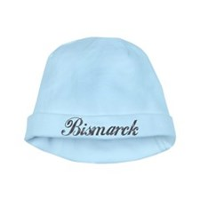Vintage Bismarck baby hat