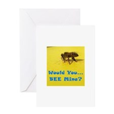 BEE Mine...? Greeting Card
