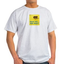 BEE Mine...? T-Shirt