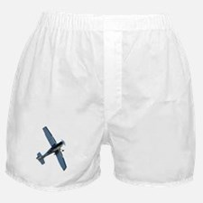 Cute Cropped Boxer Shorts