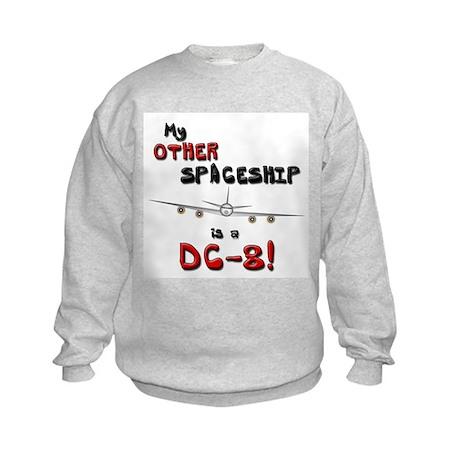 DC-8 Kids Sweatshirt