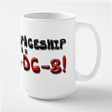 DC-8 Mug