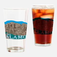 The Alamo Pint Glass