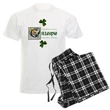 Gillespie Celtic Dragon Pajamas