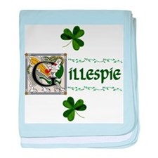 Gillespie Celtic Dragon baby blanket