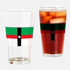 Denison Flag Pint Glass