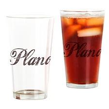 Vintage Plano Pint Glass