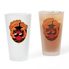 Sun's Out Guns Out -- Pint Glass